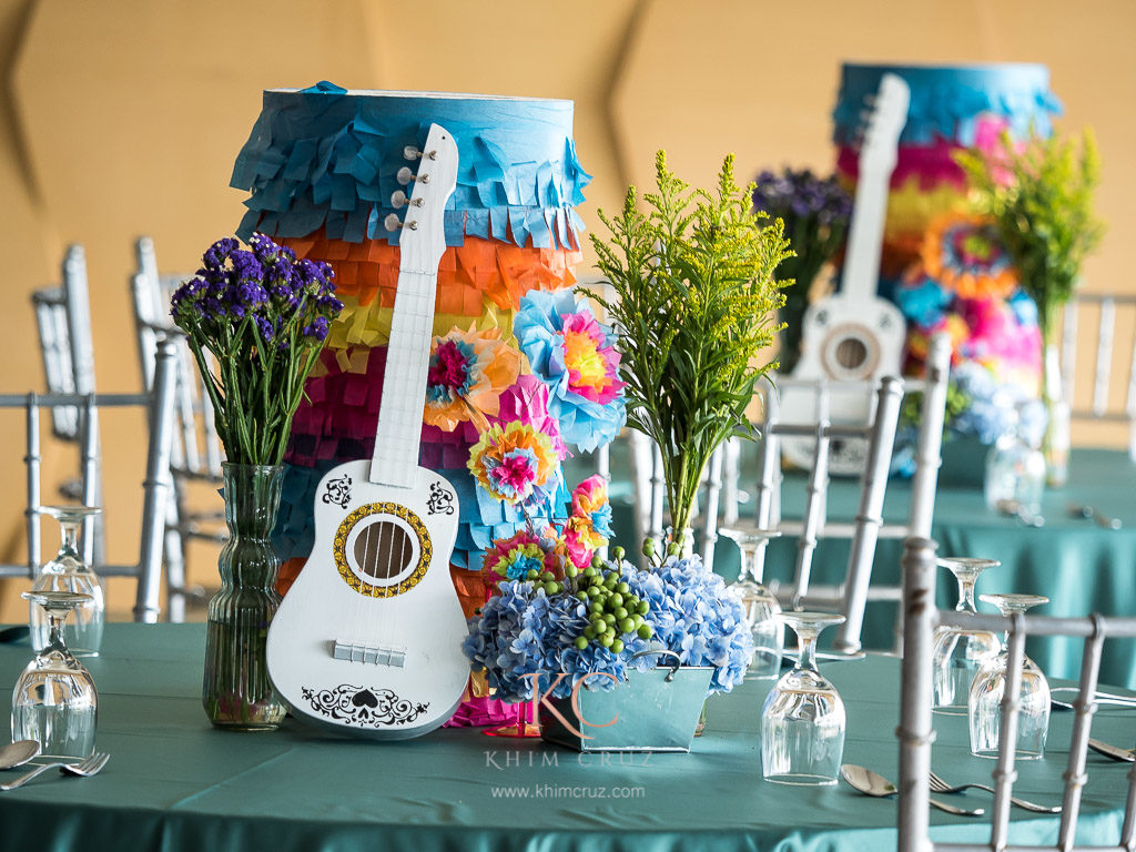Deevo S Coco Themed Birthday Khim Cruz Wedding And