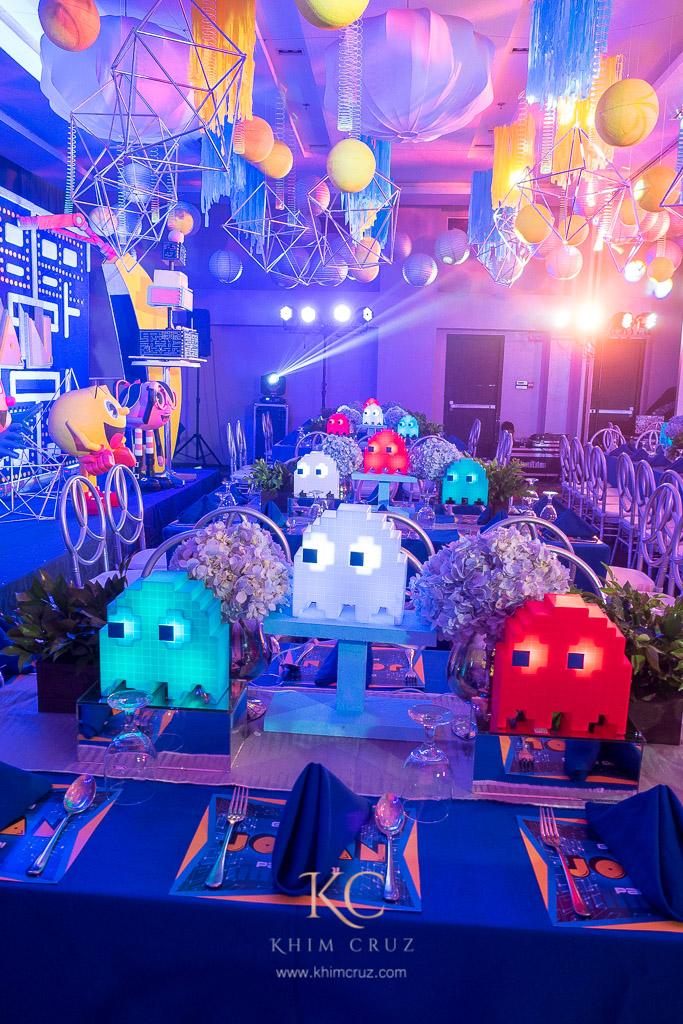 Johans Pac Man Birthday Party