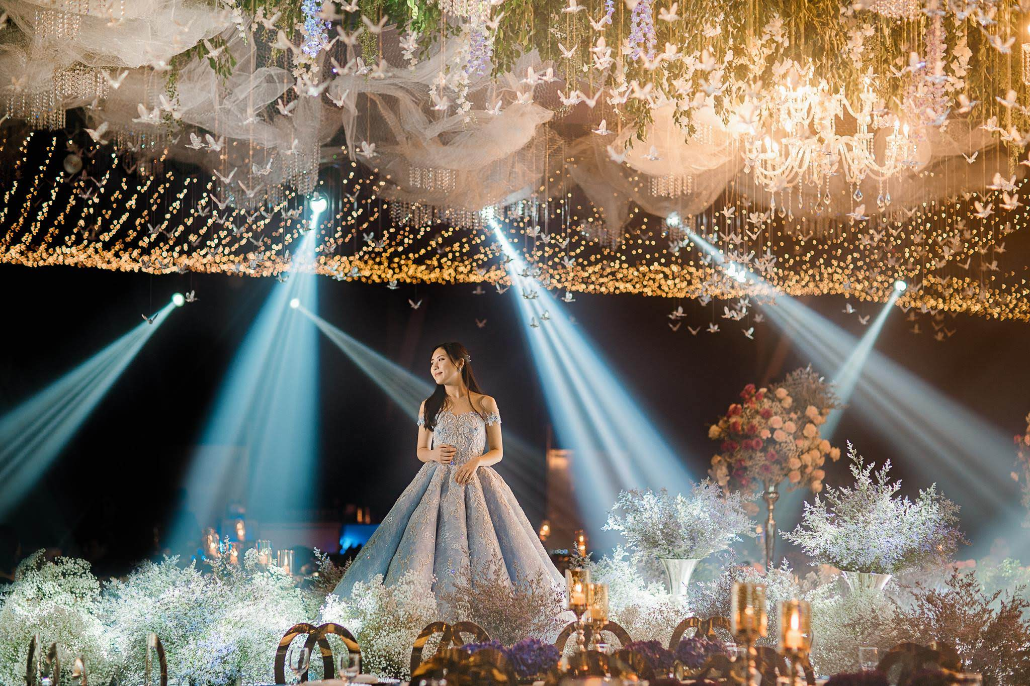 Davao Debut Enchanted Forest Of Juhlia Khim Cruz Wedding And Event Stylist Davao