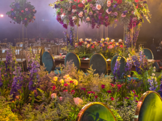 Ethel S Enchanted Forest Theme Debut In Davao Khim Cruz Wedding And Event Stylist Davao